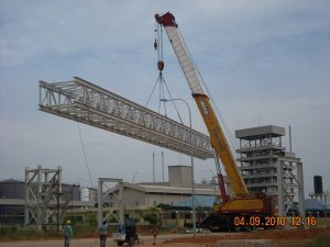 Structure Steel – A K K  ENGINEERING SDN  BHD