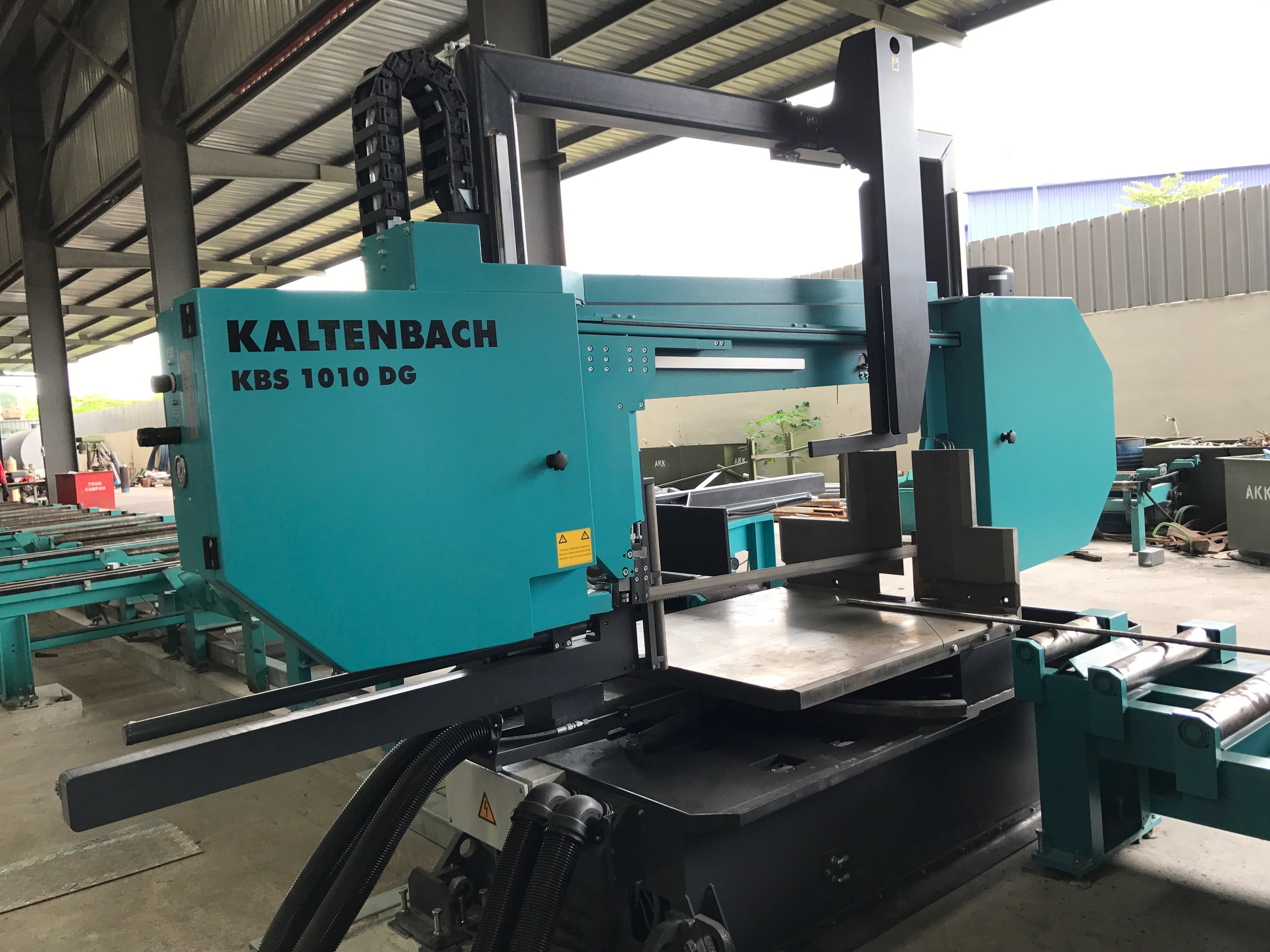 kaltenbach-cnc-beam-drilling-machine