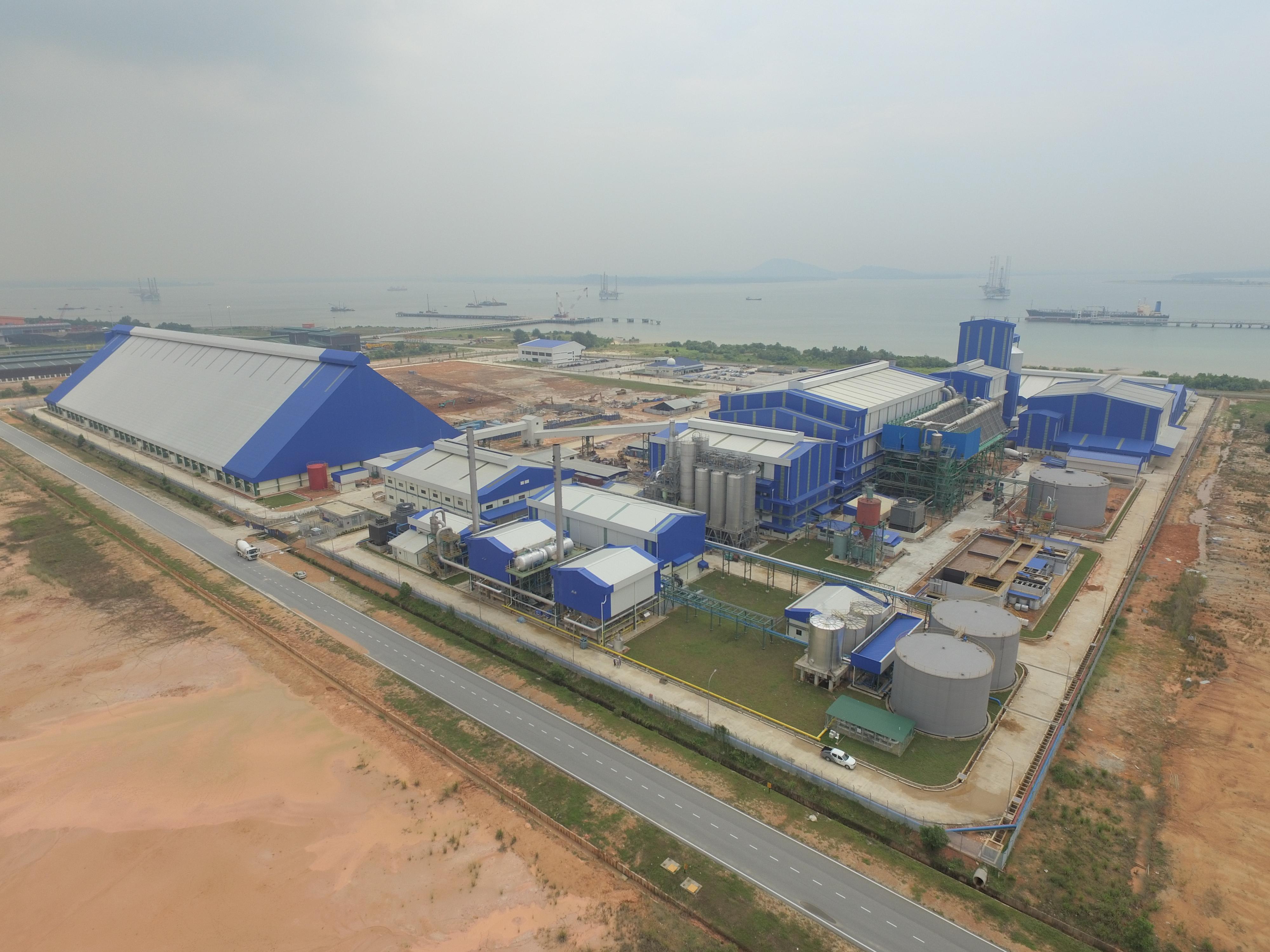 msm-raw-sugar-refinery-plant