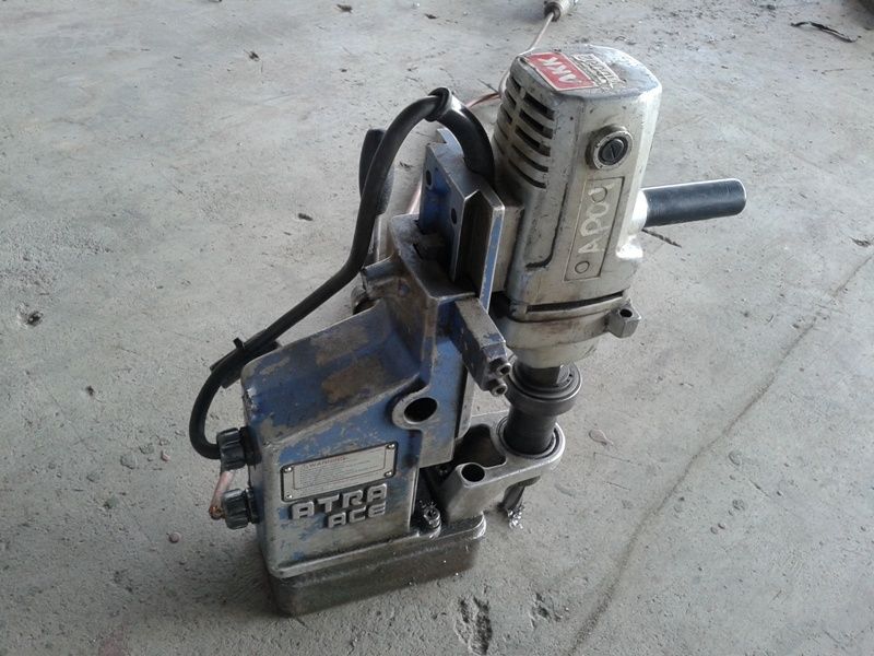 magnetic-drill