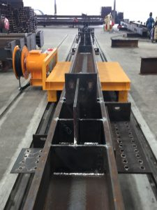 transfer-structure-steel-sections-on-trolley